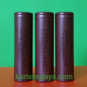 battery LG brown