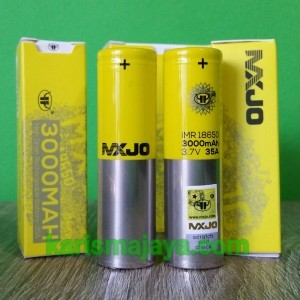 Battery MXJO 18650 IMR 3000mah 35A
