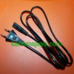 Cable Power lubang 2 (dua)