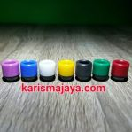 Wide Bore Color Drip Tip