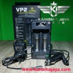 Xtar VP2 Intelligent Charger 2 Slot with LCD Display