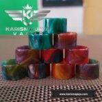 Drip Tip Resin Recoil RDA