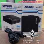 XTAR SIX-U smart USB Charger