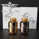 Mad Dog RDA authentic