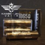 BlackCell 18650 3100mah 40A Battery