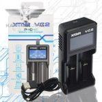 Xtar VC2 Micro USB Charger 2 Slot