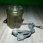 Waterproof Collision 6 x 18650 Battery Storage Box