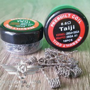 Prebuilt Coil Taiji