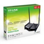 TP-LINK TL-WR841HP 300Mbps High Power High Gain Wireless N Router