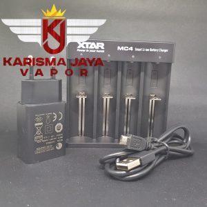 XTAR MC4 Micro USB Charger
