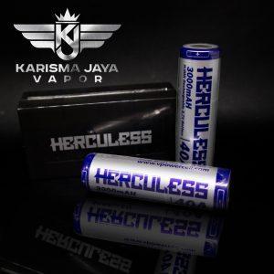 Hercules 18650 3000mah 40A Battery