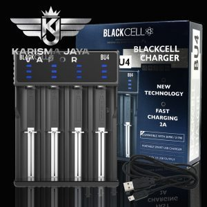 Blackcell BU4 Charger 2A