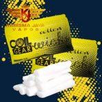 Coil Gear Cotton Wicks