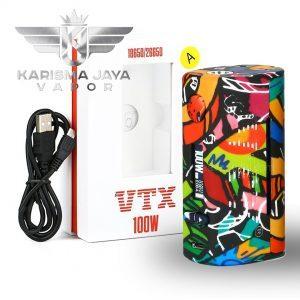 Vapecige VTX 100W TC Box Mod