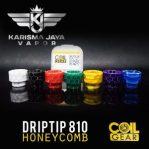 Coil Gear 810 HoneyComb Drip Tip
