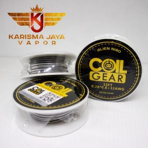 Coil Gear Alien Ni80