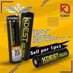 KDEST 18650 2800mAh 40A Battery