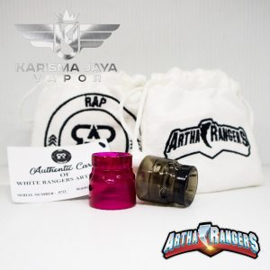 White Rangers Artha Cap Authentic