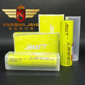 AWT 2400mAh 40A 18650 Battery