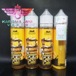 Banana Coffe Cake 60ml