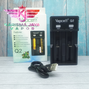 Vapcell Q2 Smart Charger