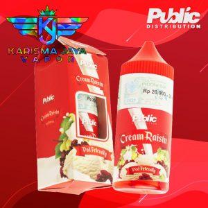 Cream Raisin V1 30ml